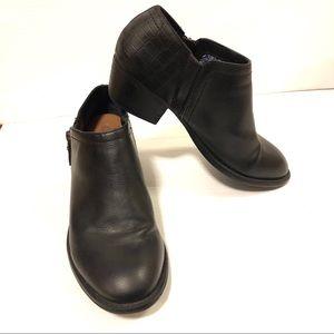 Dr. Scholl's Shoes - Sr. Scholl's Jovial Black Ankle Bootie, Size 9.5